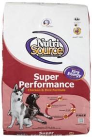 NutriSource Super Performance Premium Dog Food