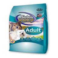 NutriSource Adult Chicken and Rice Dog Formula Food