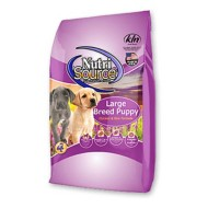 NutriSource Large Breed Puppy Chicken and Rice Formula Dog Food