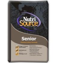 NutriSource Senior Premium Dog Food