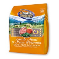 NutriSource Grain Free Lamb Meal and Peas Formula Dog Food