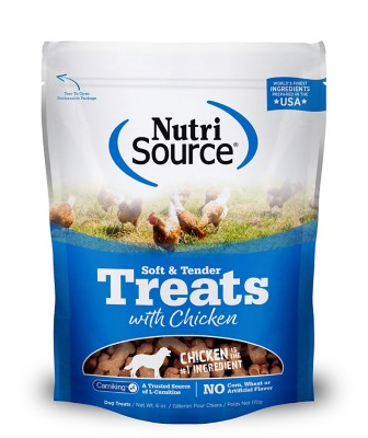 NutriSource Soft and Tender Dog Treats