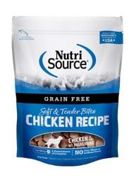 NutriSource Grain Free Dog Treats