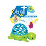 Toysmith Oball Windnswim Turtle