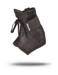 Mueller Soft Ankle Brace with Straps - Large