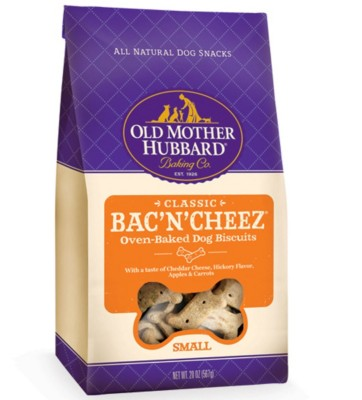 Old Mother Hubbard Mini Bac'N'Cheez Dog Biscuits
