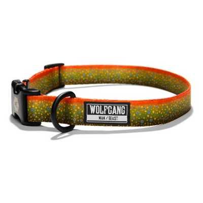 Wolfgang BrookTrout Dog Collar