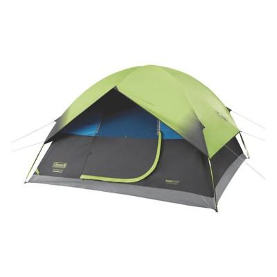 Coleman 6-Person Sudome Dark Room Tent