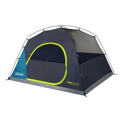 Coleman 6 Person Dark Room Skydome Tent