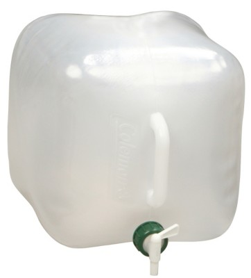 Coleman Expandable Water Carrier