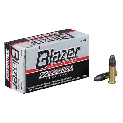 CCI Ammo 22 LR 40gr. HS Blazer(Paper)