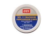 CCI No. 11 Magnum Percussion Caps