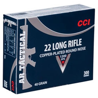 22Lr 40Grtactical Cprn 300/Bx