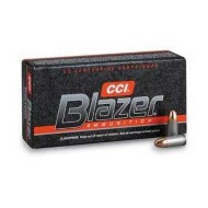 CCI Ammo 9mm 115gr FMJ Blazer