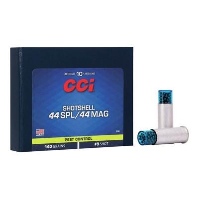 CCI Ammo 44 Spl/Mag Shotshell