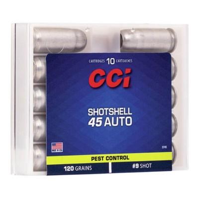 CCI Ammo Shotshell 45 Auto