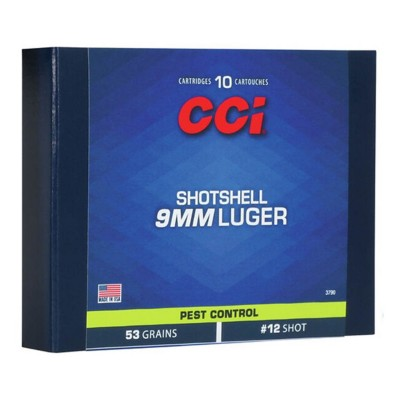 CCI Ammo 9MM Shotshell
