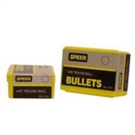 Speer Bullet Muz Rnd Ball .445