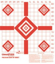 Champion Redfield Precision Paper Target