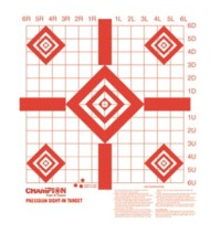 Champion Sight-In Target - 100 Pack
