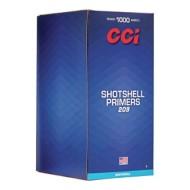 CCI 209 Shotshell Primer Brick