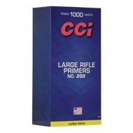 CCI 200 Large Rifle Primer Brick