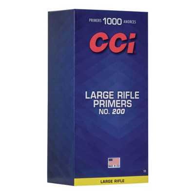 CCI 200 Standard Large Rifle Primers