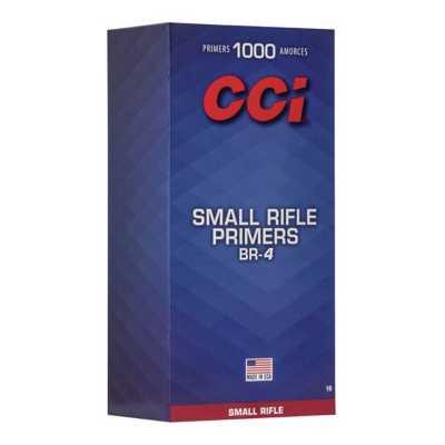 CCI BR-4 Small Rifle Primers