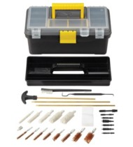 Outers 28 Piece Universal Gun Care Kit Toolbox