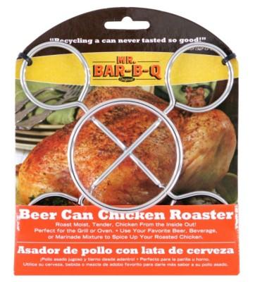 Mr. Bar-B-Q Beer Can Chicken Roaster