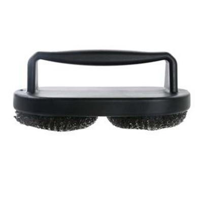 Mr. Bar-B-Q 2 Head Scrubber Brush