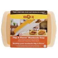 Mr. Bar-B-Q Flip & Flavor Marinade Tray