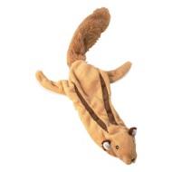 SPOT Skinneeez Flying Squirrel Dog Toy