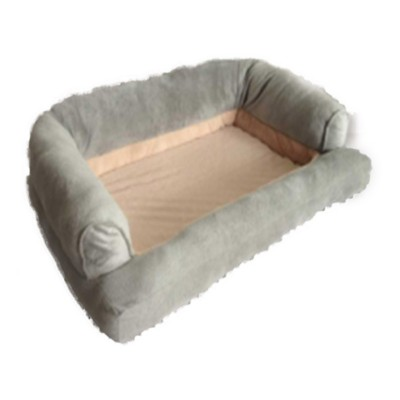 Sleep Zone Bolster Couch Orthopedic Dog Bed
