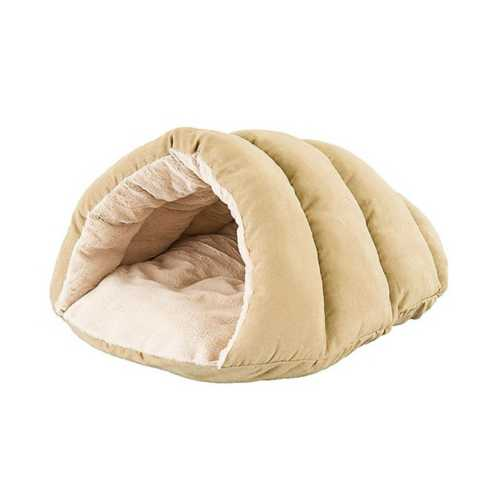 """Ethical Pet Sleep Zone Cuddle Cave 22"""" Pet Bed"""