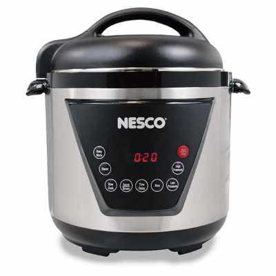 Nesco 8 Quart Digital pressure Cooker