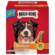 Milk-Bone Original Dog Biscuits 10 Lb Box