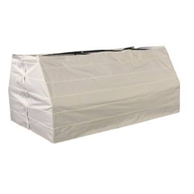 ALTAN Safe Outdoors Ultimate Waterfowl A-Frame Blind Snow Cover