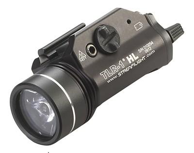 Streamlight TLR-1HL Gun Light