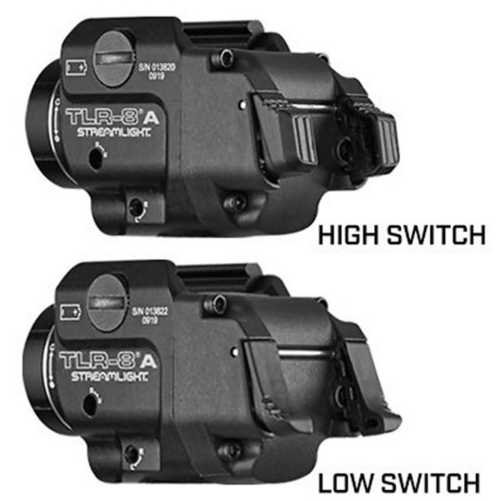 Streamlight TLR-8 A Gun Light With Red Laser