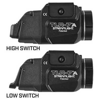Streamlight TLR-7 A Gun Light