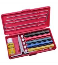 Lansky Deluxe 5 Stone Knife Sharpening Kit