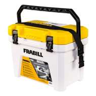Frabill 13 Quart Magnum Bait Station with 120V Adapter