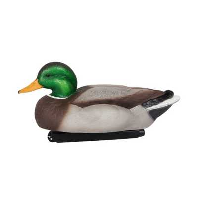 Zink Mallard Floating Decoys 6 Pack