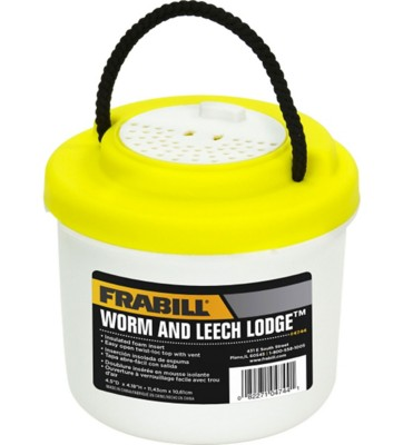 Frabill Worm and Leech Lodge Small