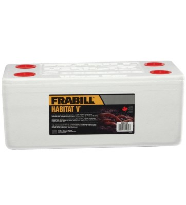 Frabill Habitat V Worm Ranch Storage