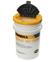 Frabill Aqua-Life 6 Gallon Bait Station