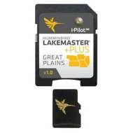 Humminbird LakeMaster PLUS Map Card
