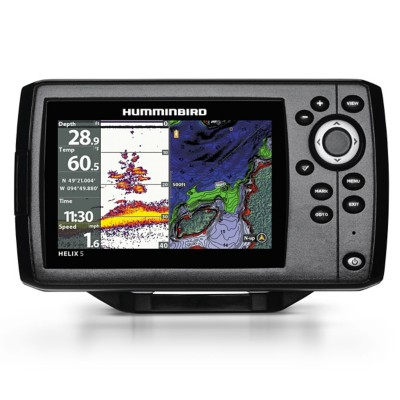 Humminbird Helix 5 CHIRP GPS G2 Locator