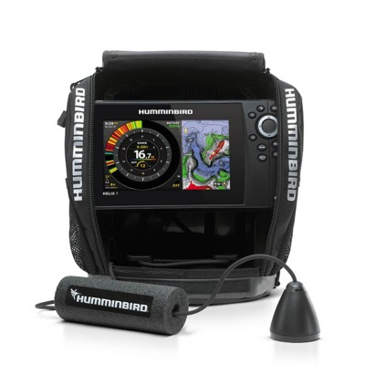 Humminbird Ice Helix 7 CHIRP GPS G2N All Season